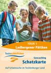 Geocaching Faltplan Ladbergener Pättken