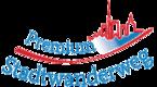Logo Premiumstadtwanderweg Deutsches Wanderinstitut