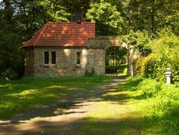 Friedhofskapelle in Lengerich
