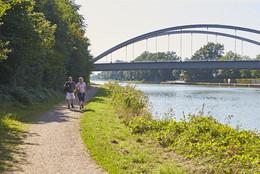 Entlang des Mittellandkanals