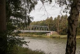 Brücke über den Mittellandkanal